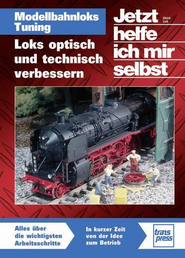 Modellbahnloks Tuning - Loks optisch und technisch verbessern Ulrich Lieb Aantal pagina's: 144 bladzijden (Duitstalig)