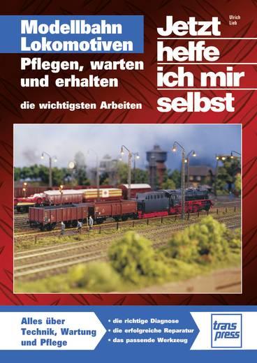 Modellbahn Lokomotiven - Pflegen, warten und erhalten Ulrich Lieb Aantal pagina's: 144 bladzijden (Duitstalig)