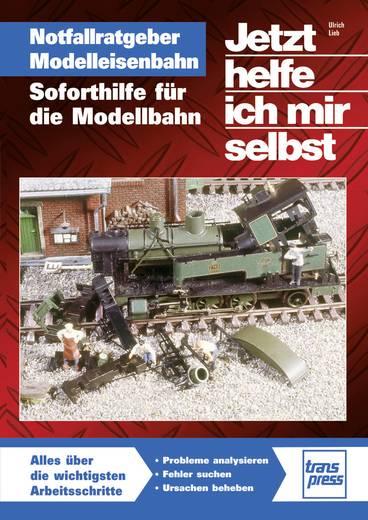 Notfallratgeber Modelleisenbahn - Soforthilfe für die Modellbahn Ulrich Lieb Aantal pagina's: 144 bladzijden (Duitstali