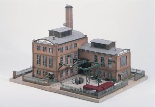 Piko H0 61117 H0 Bijgebouw van glasfabriek E. Strauss