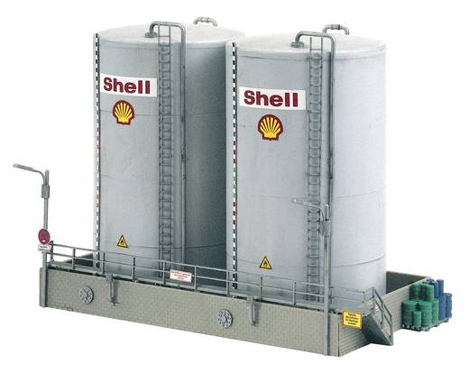 Piko H0 61121 H0 Opslagtanks Shell