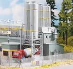 H0 Silo's voor cementfabriek Main-Beton