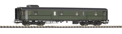 Piko H0 53174 H0 van Pw4i-32 DRG Era II