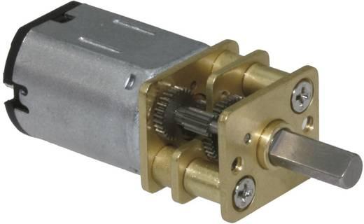 Microtransmissie G 298 G298 Metalen tandwielen 1:298 5 - 75 omw/min