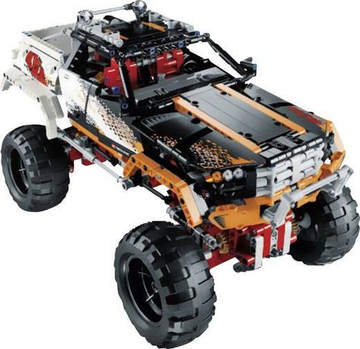 LEGO Technic 9398 4x4 offroader