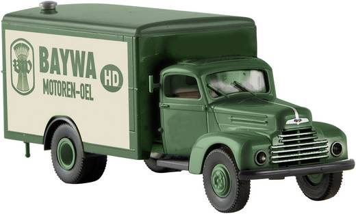 H0 Ford FK 3500 bakwagen BayWa