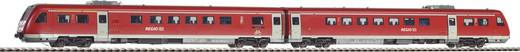 Piko H0 59230 H0 dieseltreinstel BR 612 van de DB AG Wisselstroom (AC), digitaal