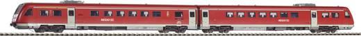 Piko H0 59430 H0 dieseltreinstel BR 612 van de DB AG Gelijkstroom (DC), analoog