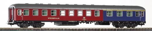 Piko H0 59625 H0 sneltrein helft restauratierijtuig van de DB