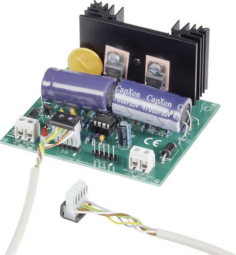 LDT Littfinski Daten Technik DB-2-B DB-2 Digitale booster MM, mfx, M4, DCC Bouwpakket