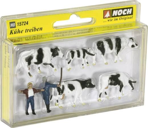 NOCH 15724 H0 figuren koeiendrijvers