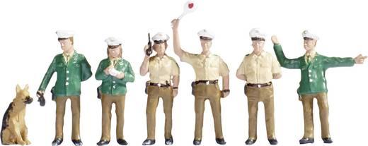 TT figuren politieagenten