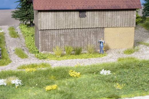 Grasbosjes 12 mm NOCH 07004 Beige, Groen