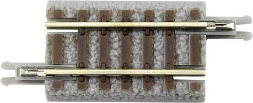 Z Rokuhan rails (met ballastbed) 7297030 Rechte rails 25 mm