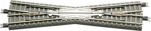 Z Rokuhan rails (met ballastbed) 7297020 Kruising 112.8 mm
