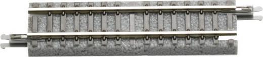 Z Rokuhan rails (met ballastbed) 7297024 Aansluitrails, Recht 55 mm