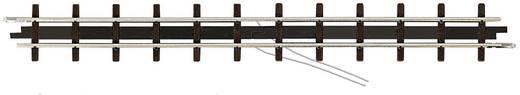 Busch 12306 H0f veldbaan rails Aansluitrails, Recht 133.2 mm 1 stuks