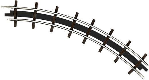H0f veldbaan rails 12323 Gebogen rails