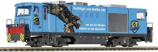 Liliput L142109 H0e diesellocomotief D 16 van de Zillertalbahn D16