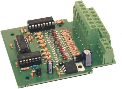 TAMS Elektronik 52-02045-01-C WRM-4 Servodecoder Bouwpakket, Zonder kabel, Zonder stekker