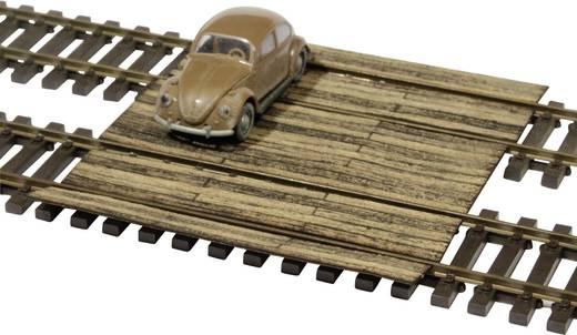 MBZ 84213 N Spoorwegovergang met balken