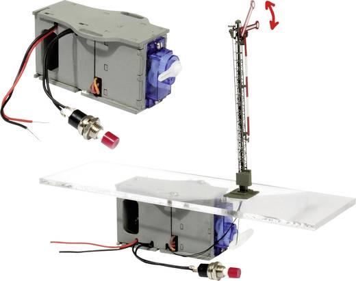 MBZ 73011 Ondervloer-seinaandrijving 9 V, 18 V