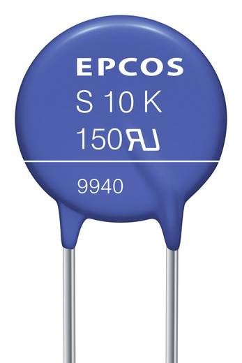 Schijfvaristor S20K510 820 V Epcos S20K510 1 stuks