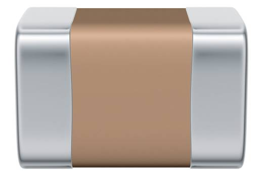 Keramische condensator SMD 0805 820 pF 50 V/DC 5 % (l x b x h) 2 x 1.25 x 1.25 mm Epcos KERAMIK-VIELSCH.-KOND., 0805COG8