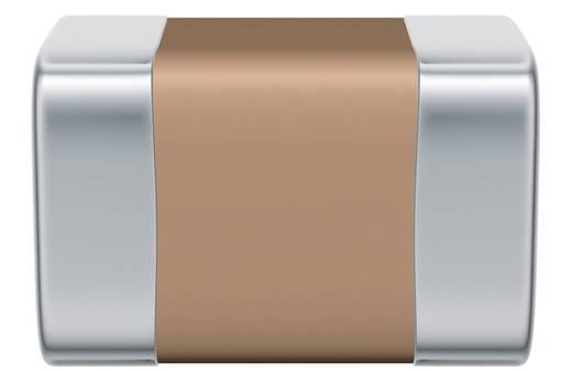 Keramische condensator SMD 0805 820 pF 50 V/DC 5 % (l x b x h) 2 x 1.25 x 1.25 mm Epcos KERAMIK-VIELSCH.-KOND., 0805COG821J050P0 1 stuks