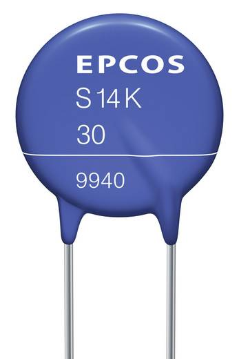 Schijfvaristor S14K550 910 V Epcos S14K550 1 stuks