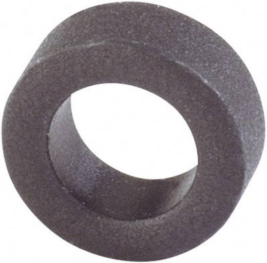 Ferrietkern, ring Bedekt Kabel-Ø (max.) 6 mm (Ø) 11 mm (buiten) Epcos RINGKERN, BESCHICHTET, 10X6X4 T38 1 stuks