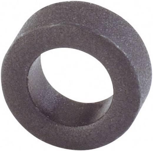 Ferrietkern, ring Bedekt Kabel-Ø (max.) 7.5 mm (Ø) 13.6 mm (buiten) Epcos RINGKERN, BESCHICHTET, 12,5X7,5X5 T38 1 stuks