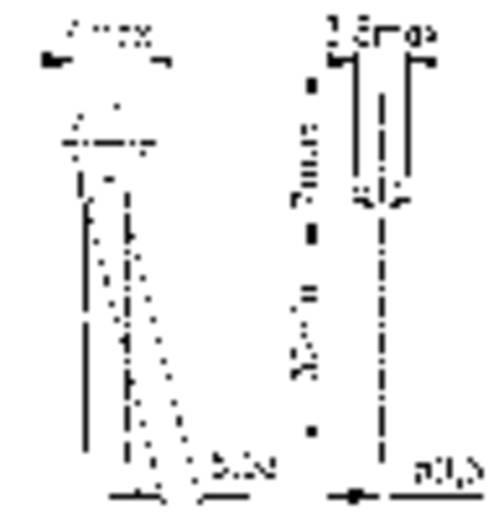 PTC-thermistor 110 Ω Epcos KALTLEITER, TEMPERATURFÜHLER, C1011-A 4 1 stuks