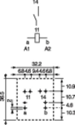 Finder 65.31.9-12-00 Steekrelais 12 V/DC 20 A 1x NO 1 stuks