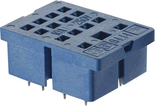 Finder 94.14 Relaissocket 1 stuks Finder serie 55 Finder 55.32, Finder 55.34