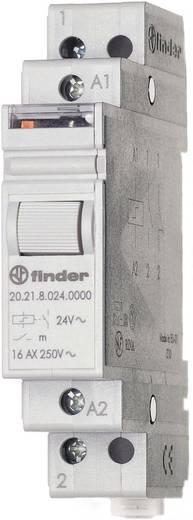 Finder 20.21.8.008.4000 Stroomstootschakelaar DIN-rail 1 stuks 1x NO 8 V/AC 16 A 4000 VA