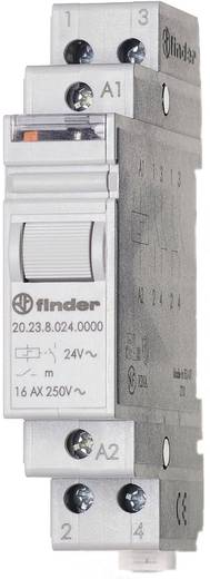 Impulsrelais Finder 16 A (AC1) 4000VA / (AC15) 750 VA