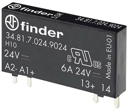Finder 34.81.7.060.9024 Halfgeleiderrelais 1 stuks Laadstroom (max.): 2 A Schakelspanning (max.): 24 V/DC
