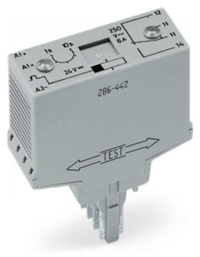 WAGO 286-442 Monofunctioneel Tijdrelais 230 V/AC 1 stuks 1x wisselaar