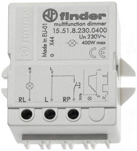 Dimmer Finder 13.51.8.230.0400 230 V/AC 1 NO contact/dimmer 230 V/AC min. 15 W / max. 400 W