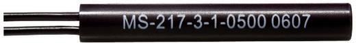 PIC MS-217-4 Reedcontact 1x wisselaar 175 V/DC, 120 V/AC 0.25 A 5 W