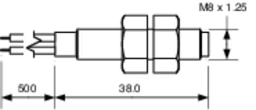 PIC MS-228-3 Reedcontact 1x NO 200 V/DC, 140 V/AC 1 A 10 W