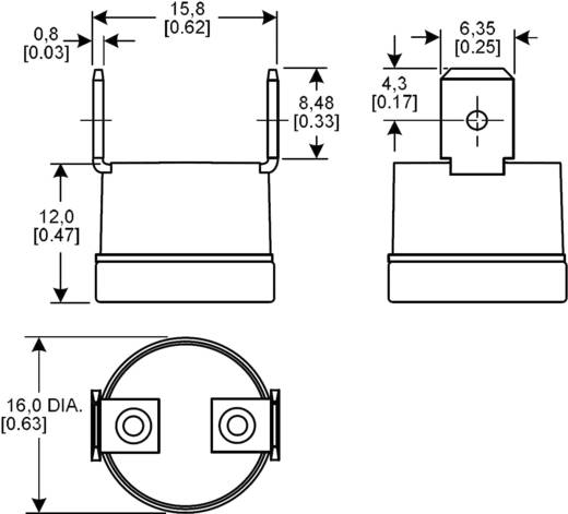 NTC Temperatuursensor Honeywell 6655RP-9003007