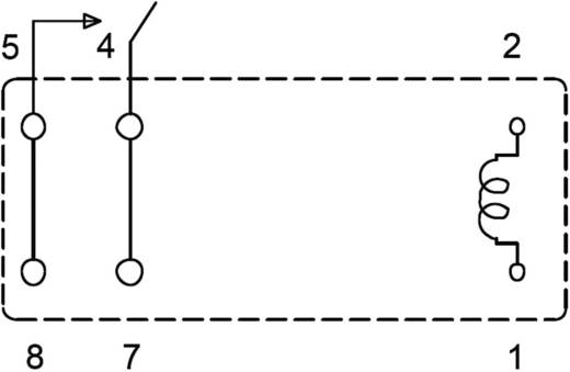 Zettler Electronics AZ762-1A-18DE Printrelais 18 V/DC 16 A 1x NO 1 stuks