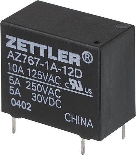 Zettler Electronics AZ767-1A-6DE Printrelais 6 V/DC 10 A 1x NO 1 stuks