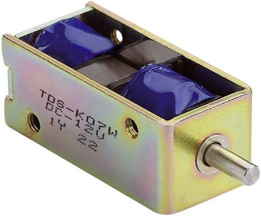 EBE Group Bistabiele zelfhoudende magneet type TDS-K07W, 12 V= 12 V/DC Bevestiging M3
