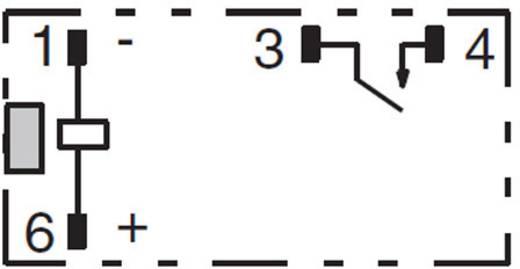 Omron G6B-1114P-US 5 VDC Printrelais 5 V/DC 5 A 1x NO 1 stuks