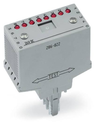 WAGO 286-822 LED-poortmodule 1 stuks Geschikt voor serie: Wago serie 280 Geschikt voor model: Wago 280-629, Wago 280-6