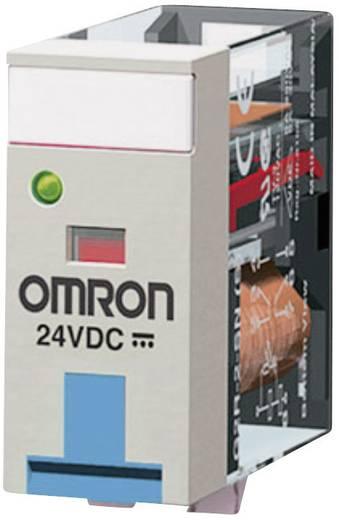 Omron Steekrelais 24 V/DC 5 A 2x wisselaar 1 stuks