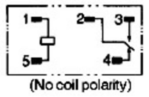 Omron G5Q-1-EU 5DC Printrelais 5 V/DC 5 A 1x wisselcontact 1 stuks
